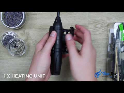 video Vapir Oxygen Mini Portable Vaporizer