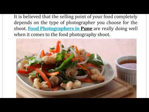 Best food photographers & stylist for all of your eatings in pune