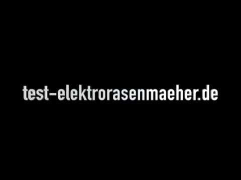 Elektro rasenmäher testsieger