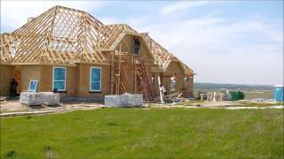 House Build Time Lapse