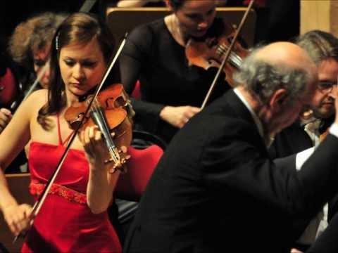 Arabella Steinbacher - Mozart Violin Concerto No.5 (2011, Live)