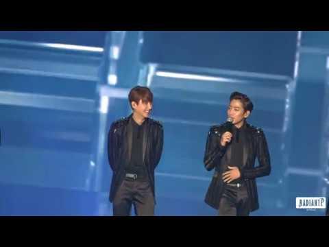 161218 UNCHANGING 신화 콘서트 - 아는남자 ( 신혜성 feat. 에릭)