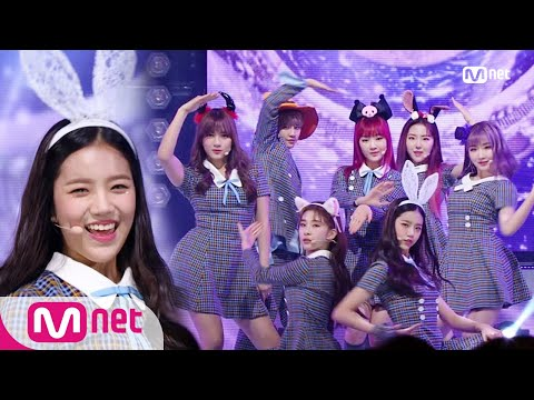 [GWSN - Puzzle Moon] KPOP TV Show | M COUNTDOWN 181025 EP.593