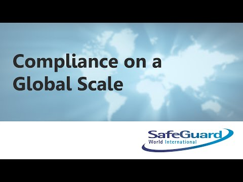 Compliance on a Global Scale