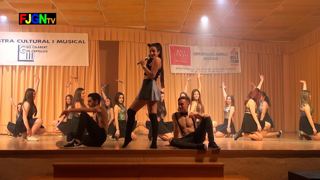 07. Lean on/Problem - Bailes Educacion Fisica 2016 IES Nules