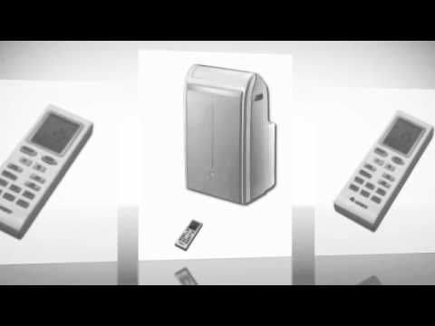 Mobiles Kompakt-Klimagerät GPH-12-AF Krone MPD1-12CRN1 mit 3,55kW