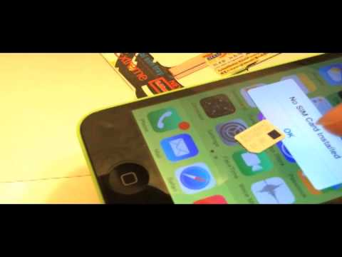 iPhone 5s and 5c Unlock with Mini2