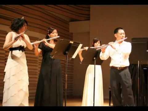 Flute 長笛 Entertainer Joplin 卓別林 刺激
