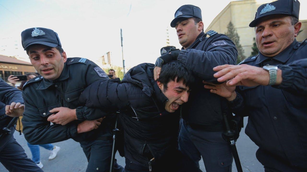 Активисты насчитали 55 задержанных в Баку