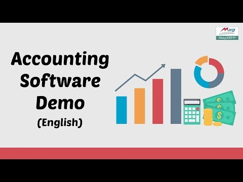 video MARG ERP 9+ Accounting Software