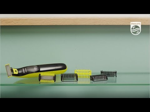 video Philips Norelco OneBlade