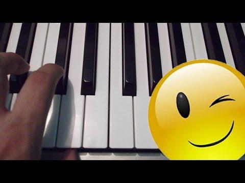 La Cancion Mas Facil en Piano