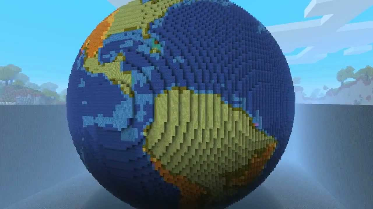 Minecraft - Earth 2 - YouTube