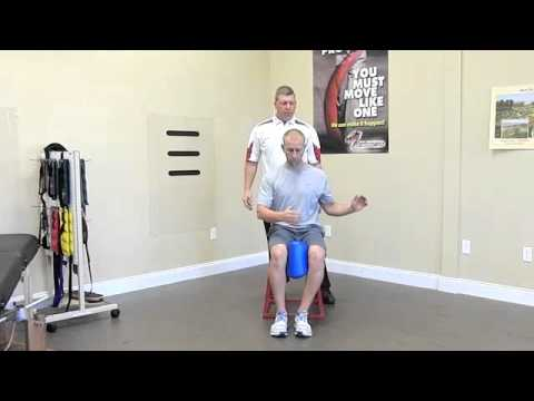 Seated Upper Body Isometrics Golf Specific.m4v