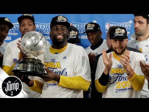 Draymond Green is 'absolutely right': The Warriors' dynasty isn't over - Nick Friedell | The Jump