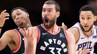 Toronto Raptors vs Philadelphia 76ers Full Game Highlights | December 8, 2019-20 NBA Season