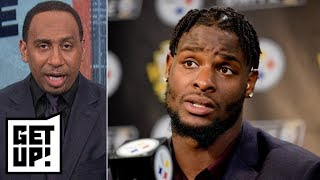 Le'Veon Bell needs to be more honest with the Steelers - Stephen A. | Get Up!