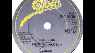 "Michael Jackson - Billie Jean (Dj ""S"" Bootleg Extended Dance Re-Mix)"