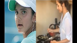 Sania Mirza blasts people for sharing cooking videos-coron..