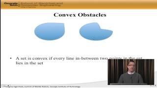 6.3 Convex and Non Convex Worlds