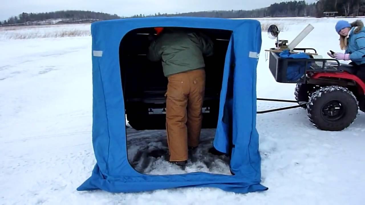 Ice Fishing: Frabill Ice Fishing