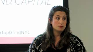 Startup Grind with Hayley Barna - (Birchbox, First Round Capital)