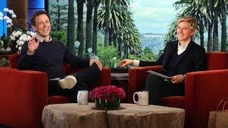 Seth Meyers on Leaving 'SNL'