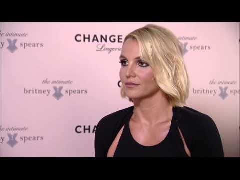Britney Spears Interview Norway