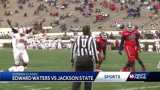 Jackson State Edward Waters highlights