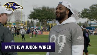 Matthew Judon Wants to Buy A Taco Bell With Lamar's Money | Ravens Wired
