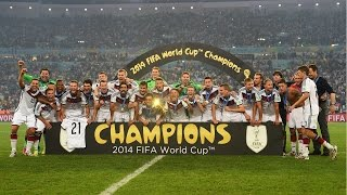 FIFA World Cup 2014 • One Nation One Team One Dream [HD]
