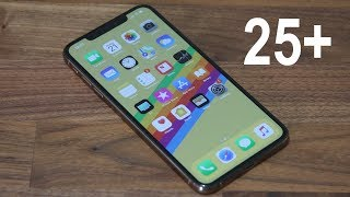 25+ Tips and Tricks for iPhone Xs Max