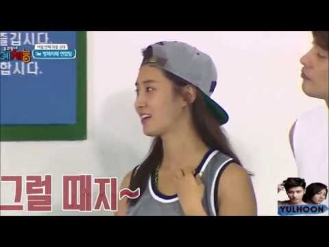 SNSD Yuri and Bang Sunghoon (Part One)