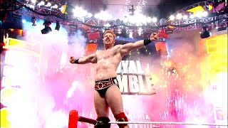 Sheamus Reveals His Favorite WWE Royal Rumble Match Of All Time