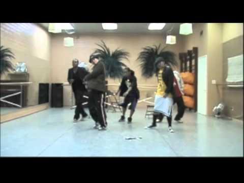 Original Choreography Footage of SHINee