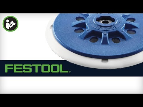 Festool 150mm Soft Fastfix Sanding Pad 496147