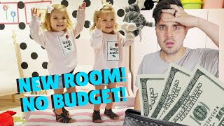NEW ROOM SHOPPING with NO BUDGET!