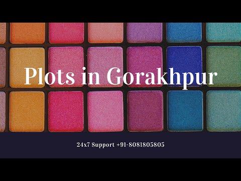 Residential plots in gorakhpur for sale