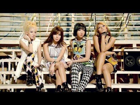 2NE1 - FALLING IN LOVE (Japanese Ver.) Short Ver.