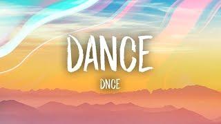 DNCE - DANCE (Lyrics)