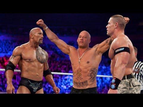 John Cena VS Dwayne Johnson VS Vin Diesel 2020 Transformation