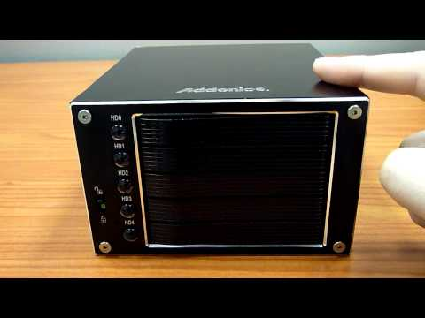 Addonics Compact RAID - Introduction (1 of 8)