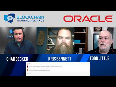 Oracle Blockchain QA show