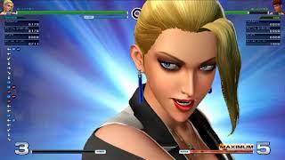 KOF XIV Mature Classic voice mod (Hiroko Tsuji)