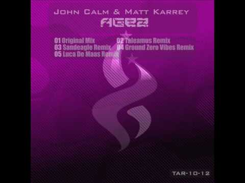 TAR-10-12: John Calm & Matt Karrey - Agea (Original Mix)