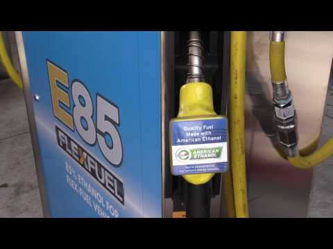"City of Hollywood - 1st in South Florida to ""Go Green"" with E85 Flex Fuel"