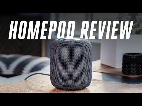video Apple HomePod