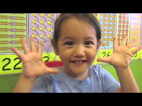 Finger Exercise 手指運動:Mandarin Seeds Curriculum 3