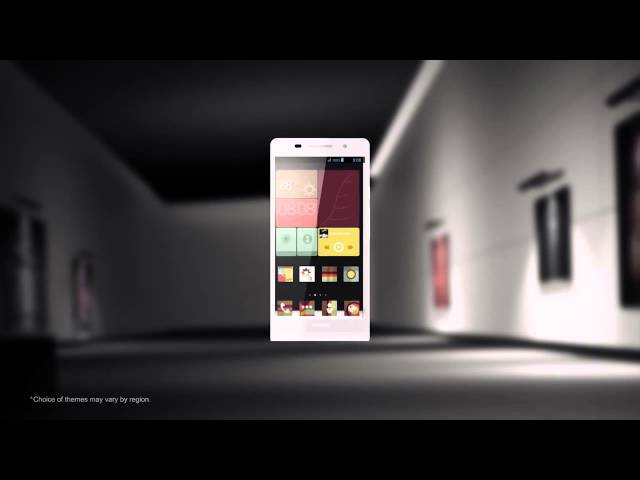 Belsimpel-productvideo voor de Huawei Ascend P6 Black