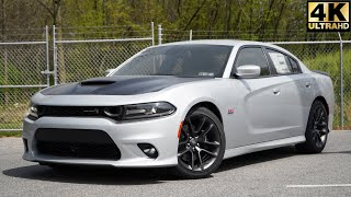 2021 Dodge Charger Scat Pack Review | The Family Friendly Muscle Car!